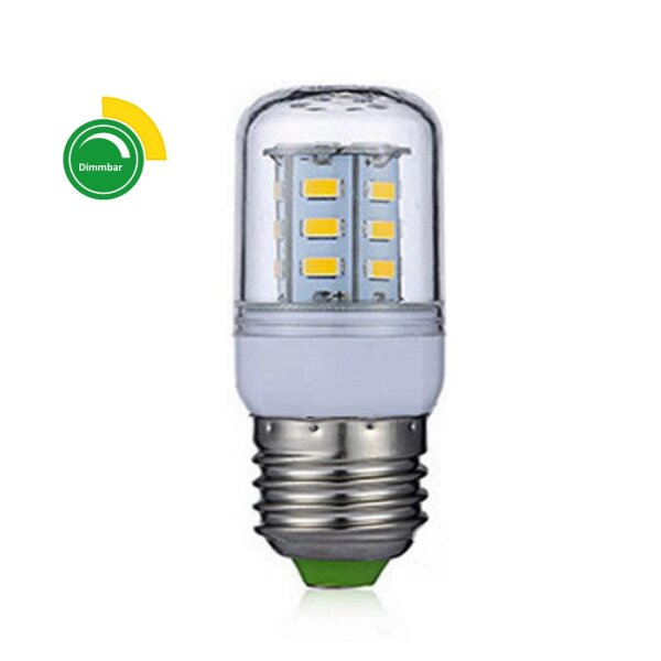 LED-Lampe E27 Arona 1W (10W) warmweiss