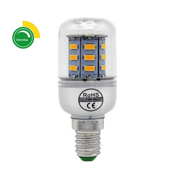 LED-Lampe E14 Badalona 1W (10W) warmweiss dimmbar