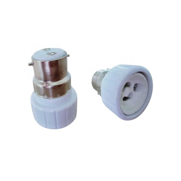 Adapter B22 zu GU10 LED-Lampen