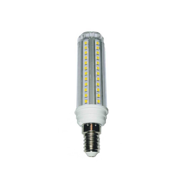 LED-Lampe E14 Messina 9W (65W) weiss