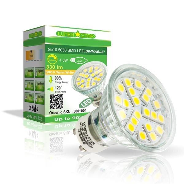 LED Lampen von LumenStar GU10 LED Lampen Cesena mit Box