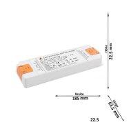 LED Treiber 50W mit Abmessungen