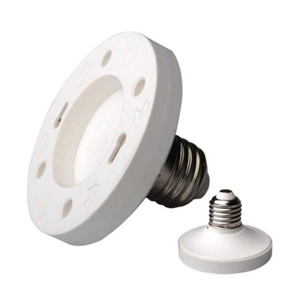 Adapter E27 zu GX53 LED-Lampen