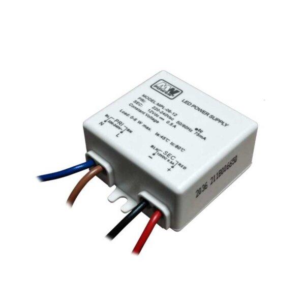 LED Trafo 6W 12V