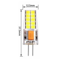 LED Lampen von LumenStar G4 LED Lampen Montesilvano mit Abmessungen