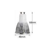 LumenStar GU10 LED Lampen Brindisi-g 3W Abmessungen
