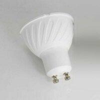 LED Lampen von LumenStar GU10 LED Lampen Torrent vergrösserte Seitenansicht neutralweiss