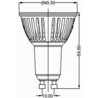 LED Lampen von LumenStar GU10 LED Lampen Brindisi-r Echtlicht Ansicht